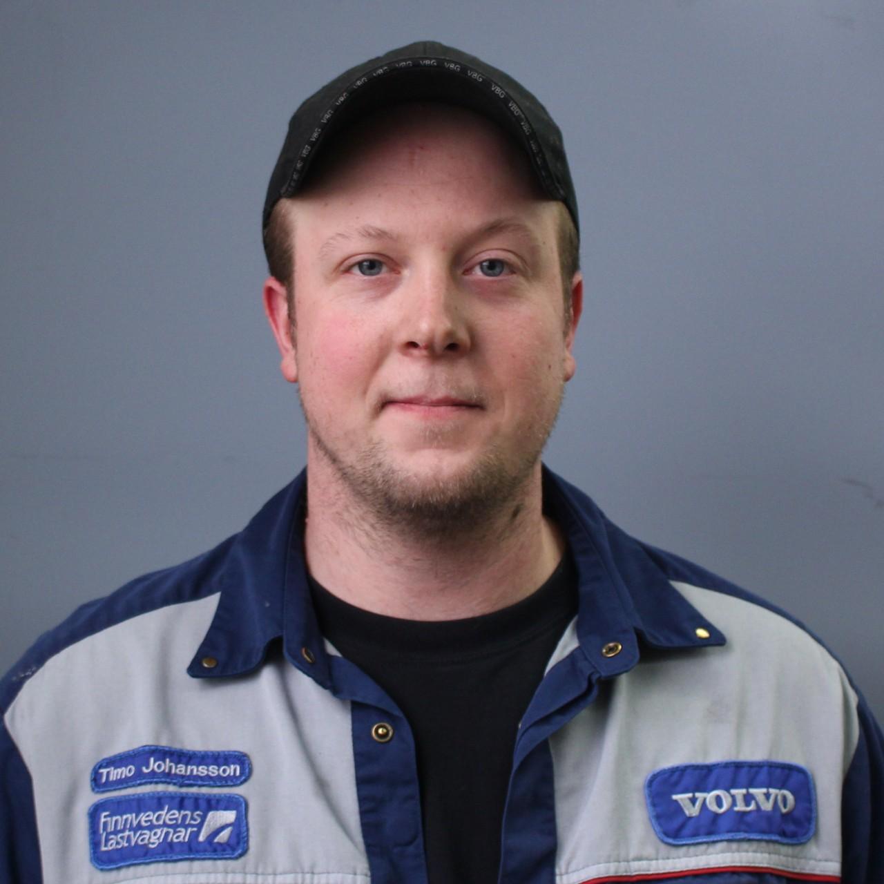 Timo Johansson
