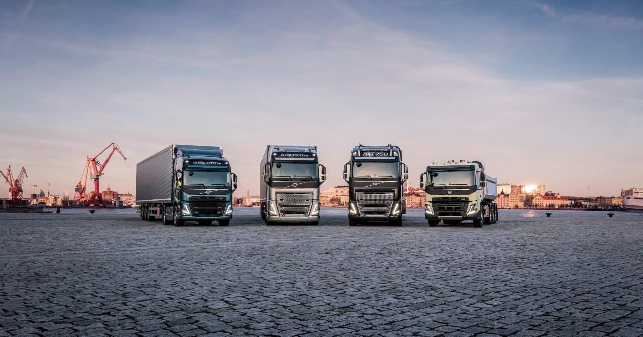 Wist Last & Buss - Volvo Lastvagnar